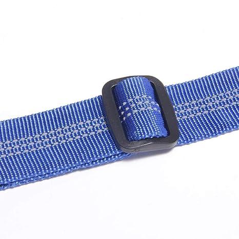 Azul KAEHA SUN-052-02 Cintur/ón de Seguridad para Perros