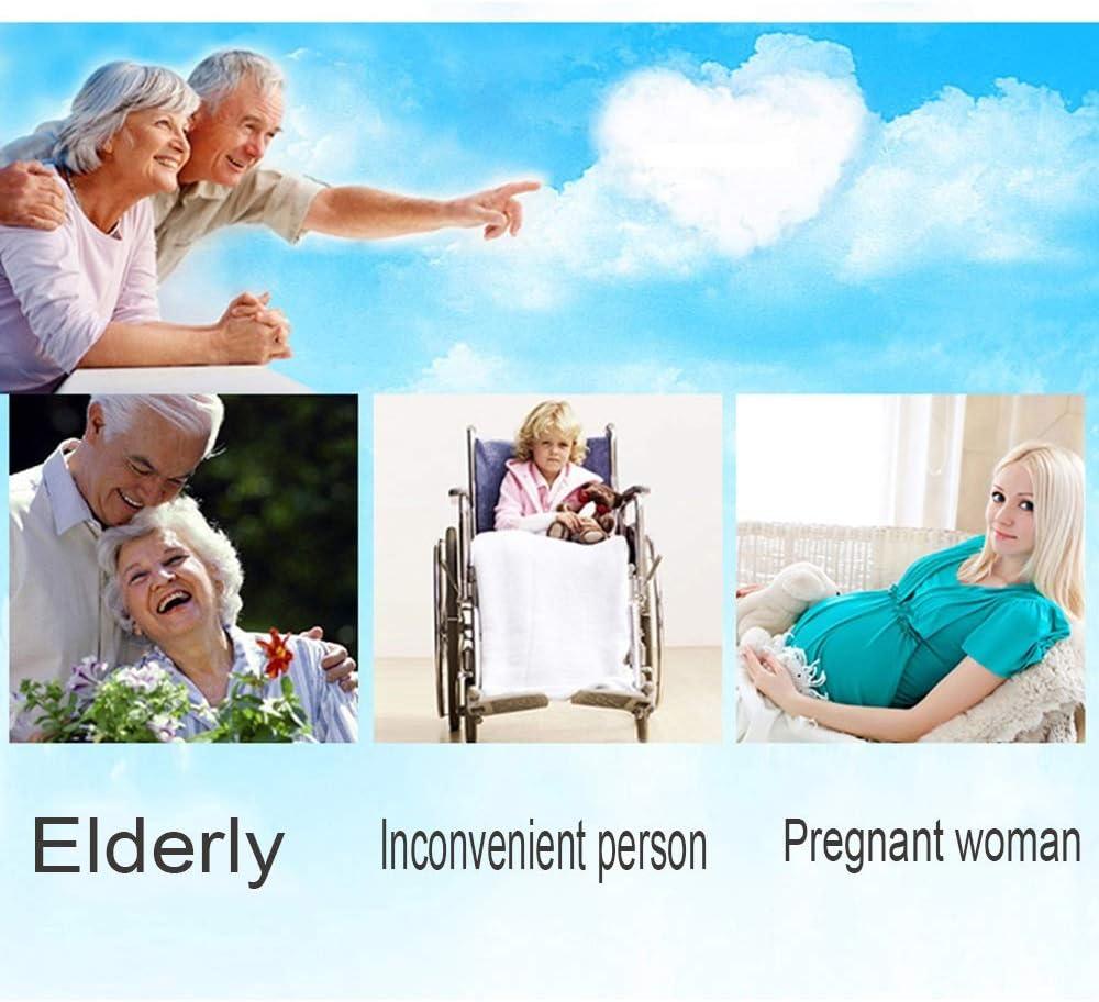 CHAI Handrail Barrier-Free Nylon + Stainless Steel Elderly/Pregnant Women Safety Handrails