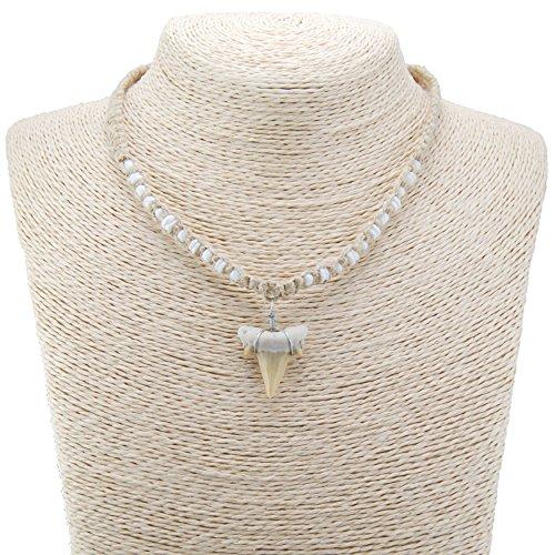 Shark-Tooth-Pendant-on-Hemp-Necklace-with-White-Puka-Shells-2S-Shark-Tooth