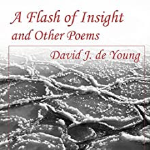 A Flash of Insight and Other Poems Audiobook by David J. de Young Narrated by David J. de Young