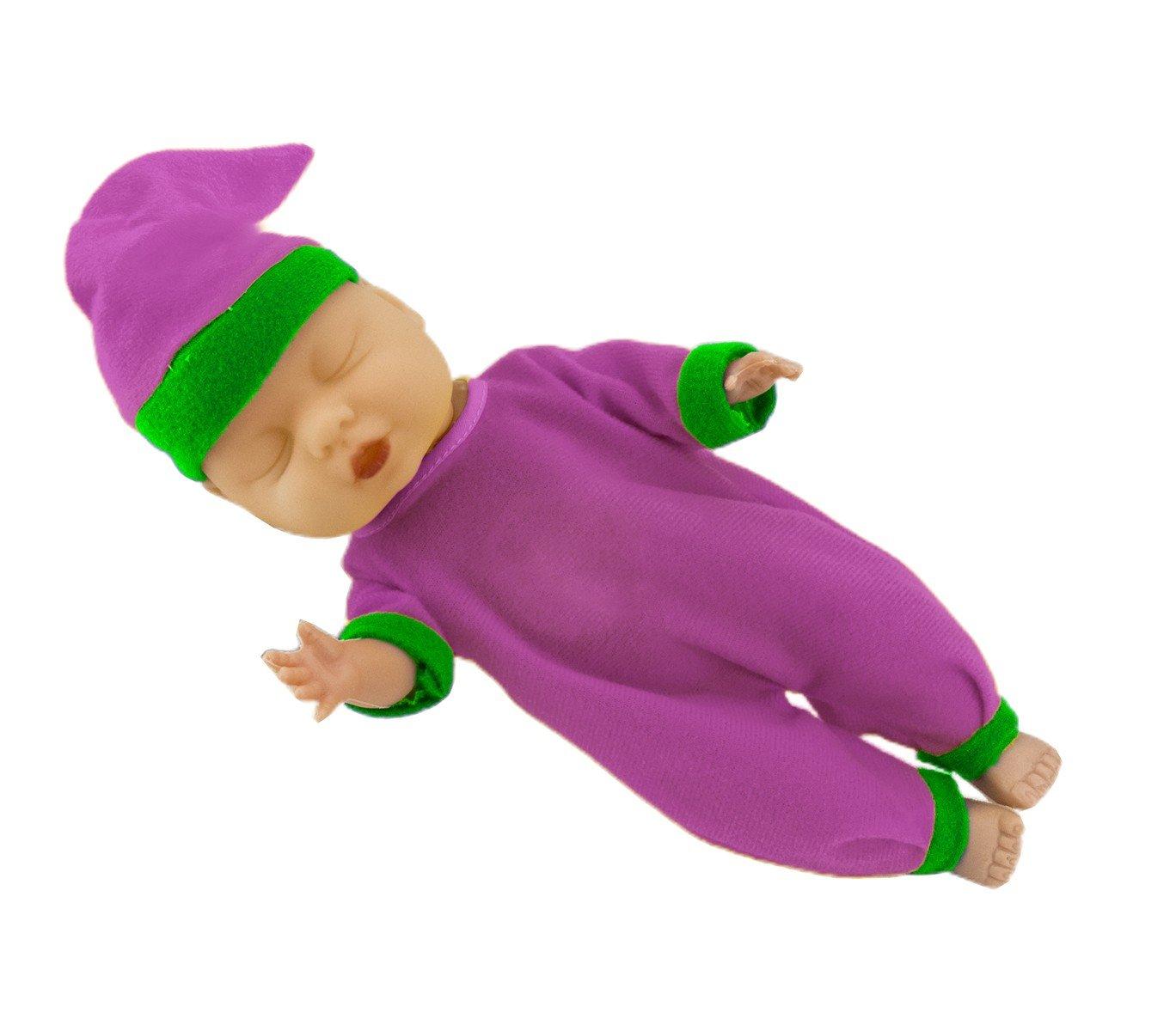 Bambola con voce e luce 124888 ADORABLE BABY CIGIOKI starnutisce come un bebè