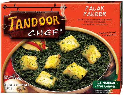 (Tandoor Chef Palak Paneer, 10-Ounce Boxes (Pack of 12))