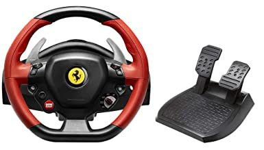 Thrustmaster Ferrari 458 Spider (Lenkrad inkl. 2-Pedalset, Xbox One)