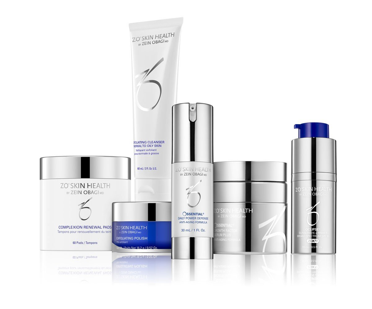 ZO Skin Health Level II: Anti-aging Program with Growth Factor Serum