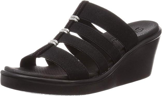 Wedge Slide Sandal