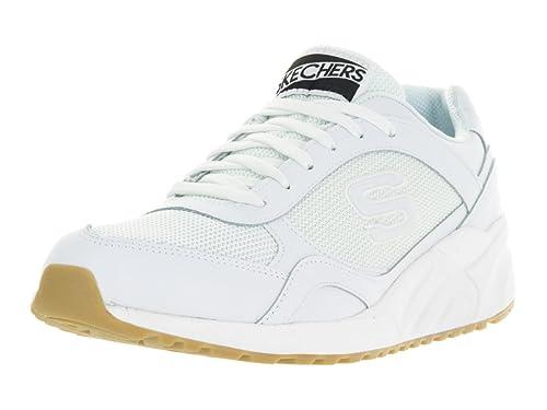 Zapatillas Jammy para hombre OG 95, blancas, US 10 M: Amazon.es: Zapatos y complementos