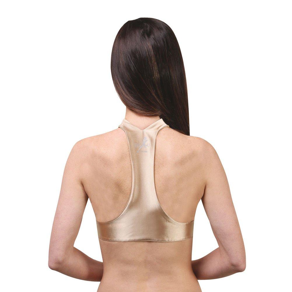 Posture Corrector - Medicare Approved Posture Brace from BaX-u (nude medium) 141[並行輸入]   B00DUW4524