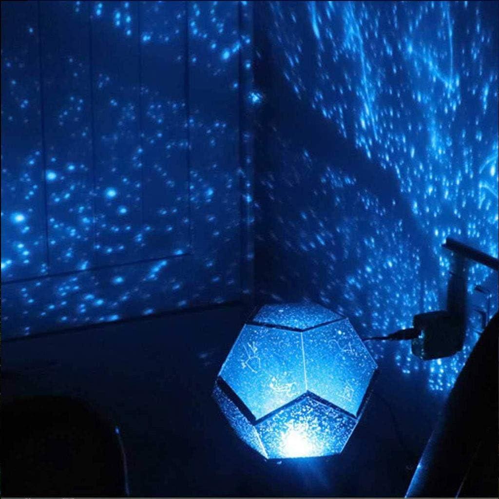 Luz de Noche Led Cielo Estrellado Luz de Cielo Nocturno Proyector ...