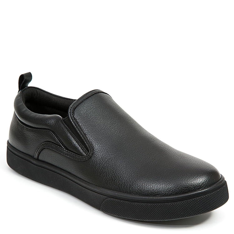 Deer Stags(デアスタッグズ) メンズ 男性用 シューズ 靴 スニーカー 運動靴 Depot Black [並行輸入品] B07BHX5BW8  7 M (D) US