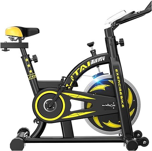 Bicicletas de Spinning Gimnasio Ultra silencioso Indoor Fitness ...