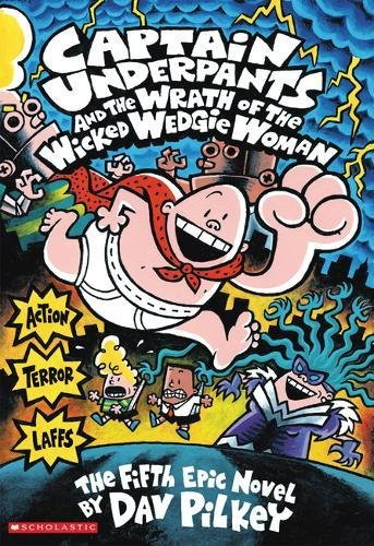 Capt Underpants Wrath of Wicked 12/26/2017