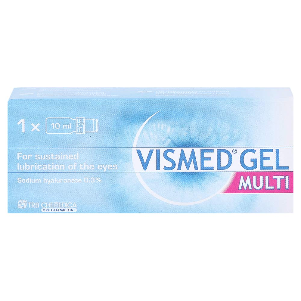 Vismed Gel Multidose NEW!