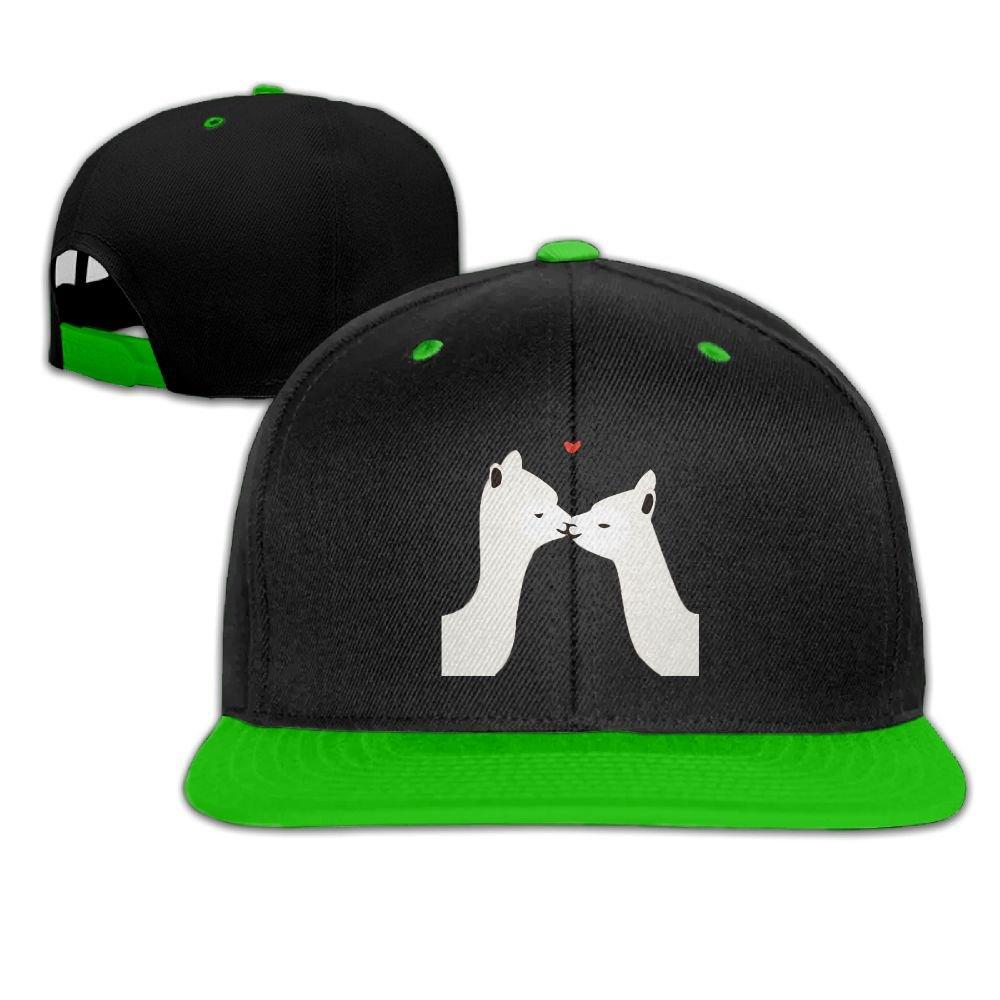 Humaoe Love Llama Fashion Peaked Baseball Caps//Hats Hip Hop Cap Hat Adjustable Snapback Hats Caps For Unisex