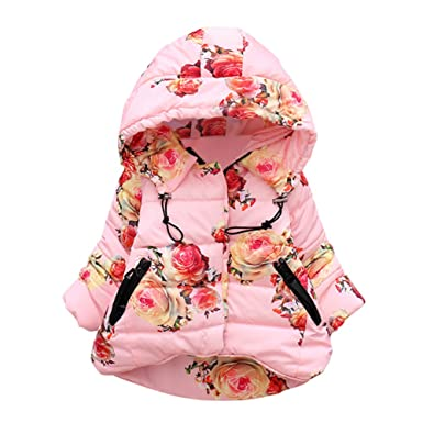 6dbd1741e Amazon.com  Baywell Toddle Winter Coat
