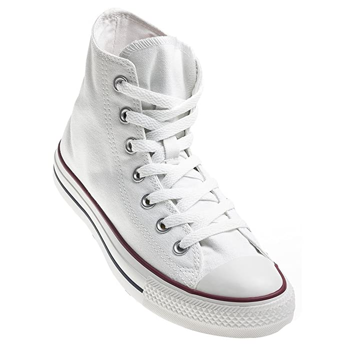 Converse Chuck Taylor (Chucks) All Star Sneaker Unisex Erwachsene High Top Weiß