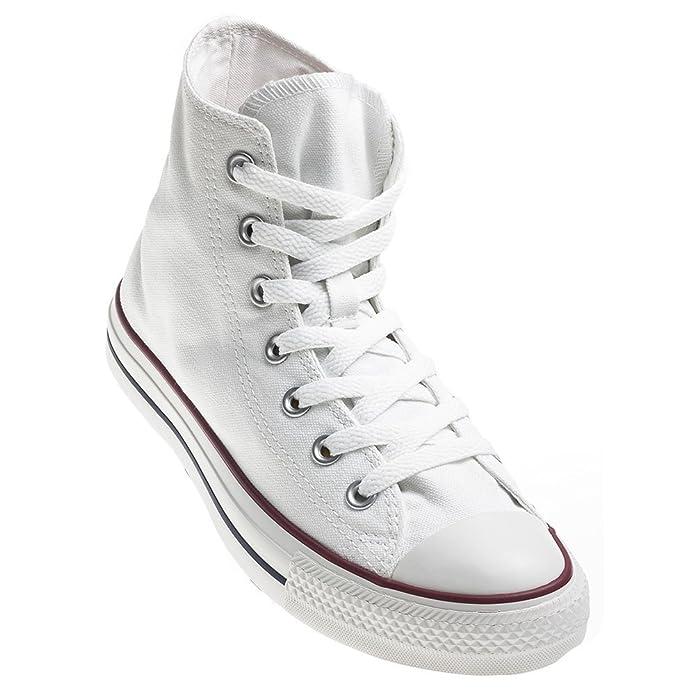 Converse Chuck Taylor (Chucks) All Star Sneaker Unisex Erwachsene High Top Weiß