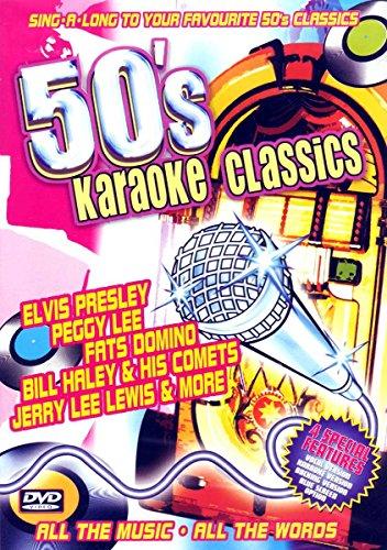 50's Karaoke Classics (Classics Karaoke Dvd)