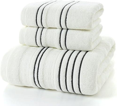 Asciugamani da Doccia ad Super Assorbenti Teli da Bagno per Bagno 150x80cm, Lvbeis Asciugamani da Bagno Extra Large di Asciugatura Rapida Asciugamano Spiaggia Spessore