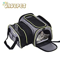 Amazon.com deals on DADYPET Pet Carrier