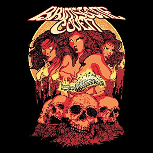 CD : Brimstone Coven - Brimstone Coven (CD)
