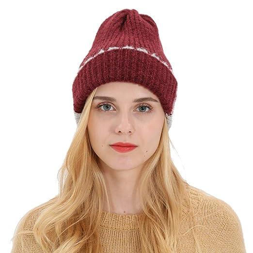 11274052cca Women Knit Wool Hat
