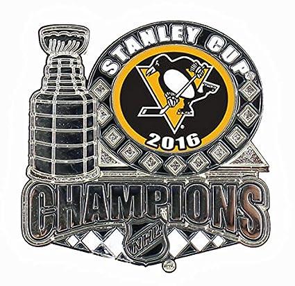 buy online 1f883 880ee Amazon.com : Pittsburgh Penguins 2016 NHL Stanley Cup ...