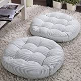 Best Home Life Futon Loungers - OR&DK Garden Chair Cushion, Futon Pad Thickened Round Review