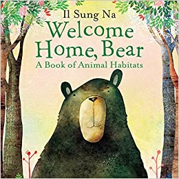 Welcome Home Bear Amazonde Il Sung Na Fremdsprachige Bucher