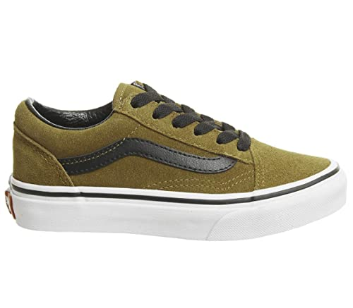Ante Amazon Uy Zapatos Entrenadores Comino Old Skool Vans Jóvenes I8xqAwKC