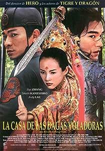 La Casa De Las Dagas Voladoras [Blu-ray]
