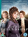 stephen fry dvd - Love & Friendship [UK FORMAT REGION 2 DVD] [2016]