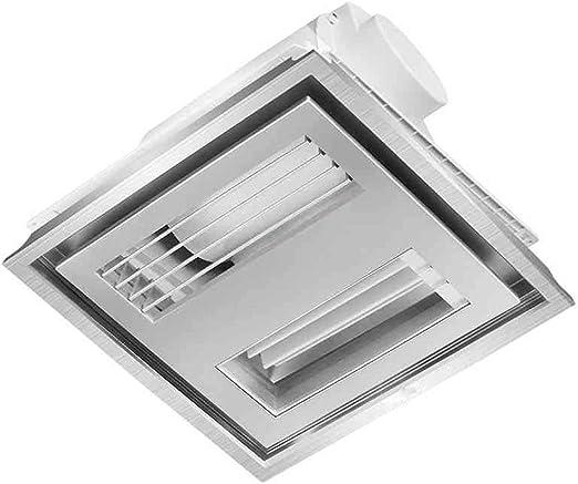 Ventilador Extractor Ventilación para Baño 300 * 300 Empotrado En ...