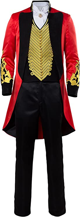 MingoTor Mago Outfit Disfraz Traje de Cosplay Ropa Hombre L ...