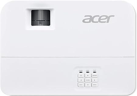 Acer X1626ah Projector Wuxga Contrast 10 000 1 Brightness 4 000 Ansi Format 16 10 Vga Mhl Hdmi Lamp Life 4000h Integrated Speaker White Home Cinema Tv Video
