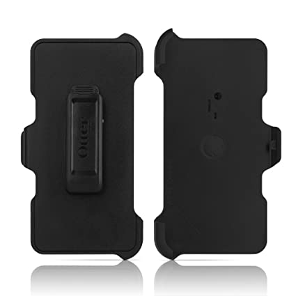 reputable site 78d28 44fb2 OtterBox Holster Belt Clip Replacement for OtterBox Defender Series Case  Apple iPhone 6 PLUS/6 S PLUS ONLY / (Not 6 6 S)- Black (Non-Retail  Packaging) ...