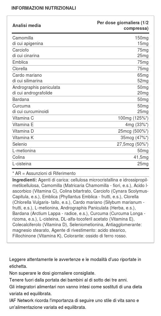 Biotech USA Liver Aid Vitaminas y Minerales - 800 gr: Amazon.es: Salud y cuidado personal