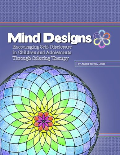 Mind Designs: Encouraging Self-Disclosure in Children and Adolescents Through Coloring Therapy