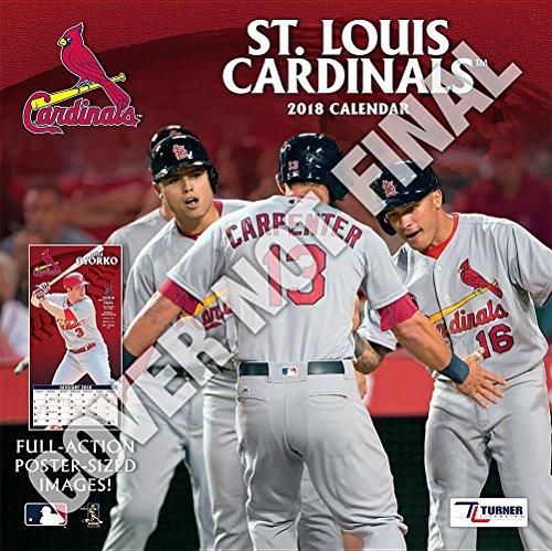 (St Louis Cardinals 2019 Calendar)
