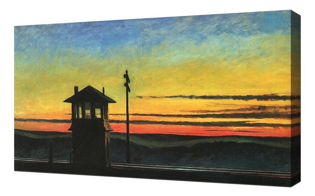 Edward Edward Edward Hopper - 11 - Leinwandbild - Kunstdrucke fe20ab