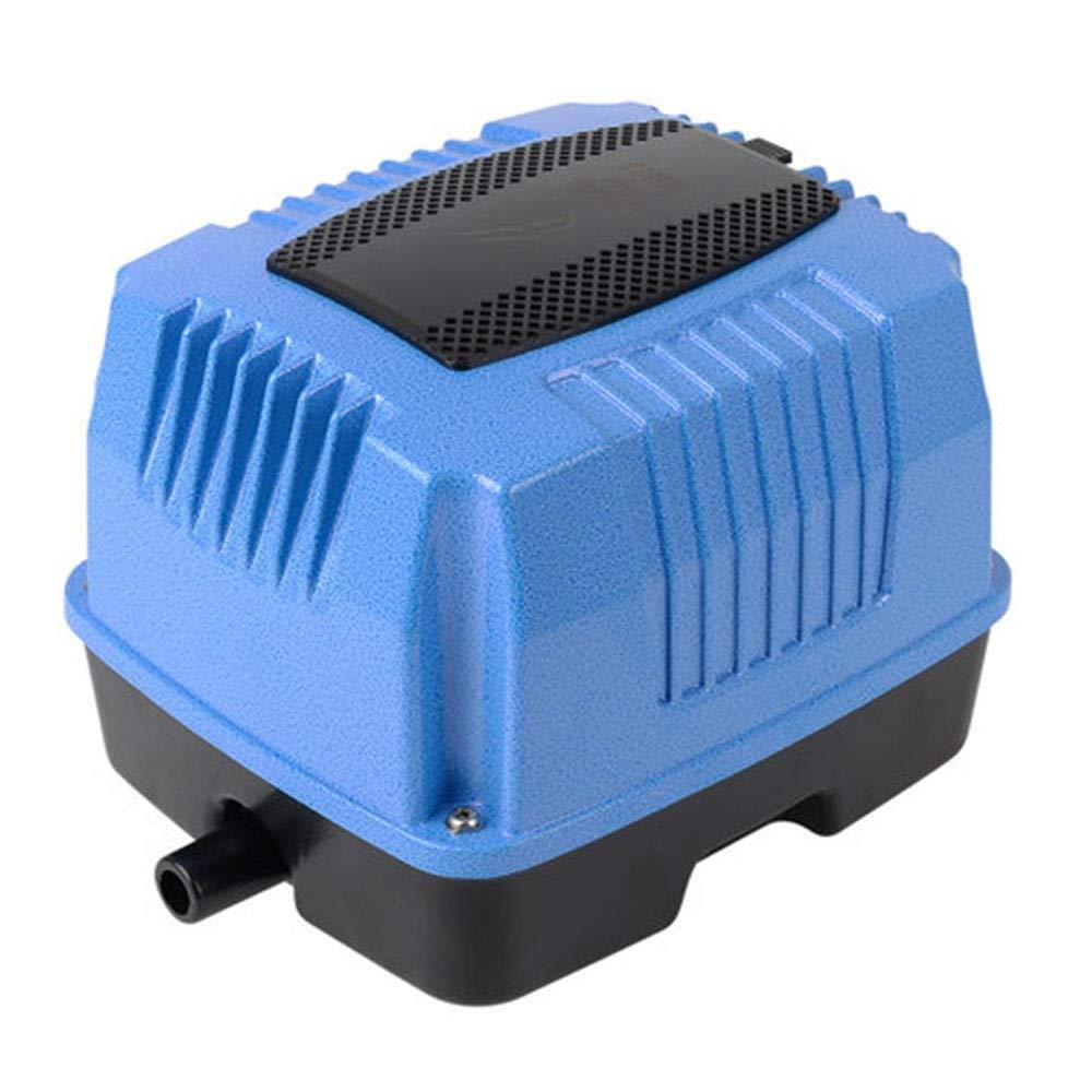 LIFUREN Fish Tank Oxygen Pump Oxygen Pump High Power Aeration Pump Oxygen Machine High Power (Color : Blue)