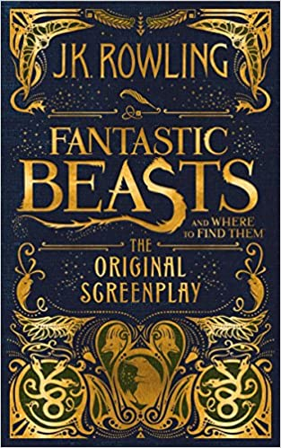 JK Rowling Books List : Fantastic Beasts and Where to Find Them