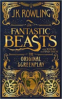 Image result for fantastic beasts screenplay