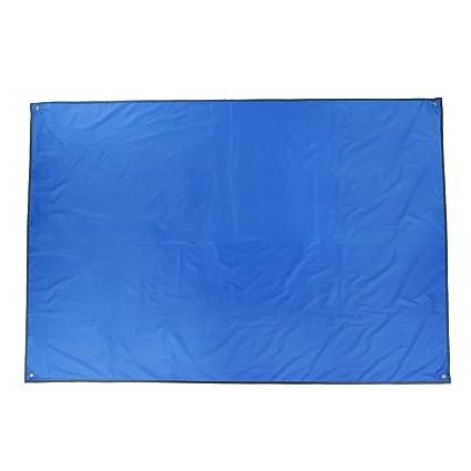 OUTAD Waterproof C&ing Tarp for Picnics Tent Footprint and Sunshade  sc 1 st  Amazon.com & Amazon.com : OUTAD Waterproof Camping Tarp for Picnics Tent ...