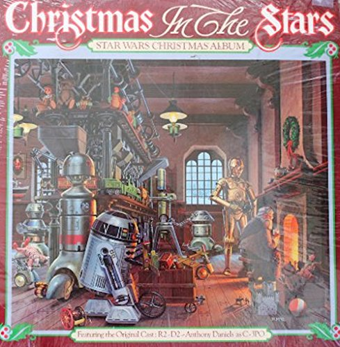 Price comparison product image Christmas In The Stars: Star Wars Christmas Album
