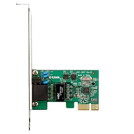 Amazon.com: D-Link dge-560t Gigabit PCI-Express SNMP VLAN ...
