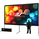 Elite Screens Yard Master Series, 200-in 16:9, Foldable Outdoor Portable Light Weight Front Projection Movie Screen, OMS200H1