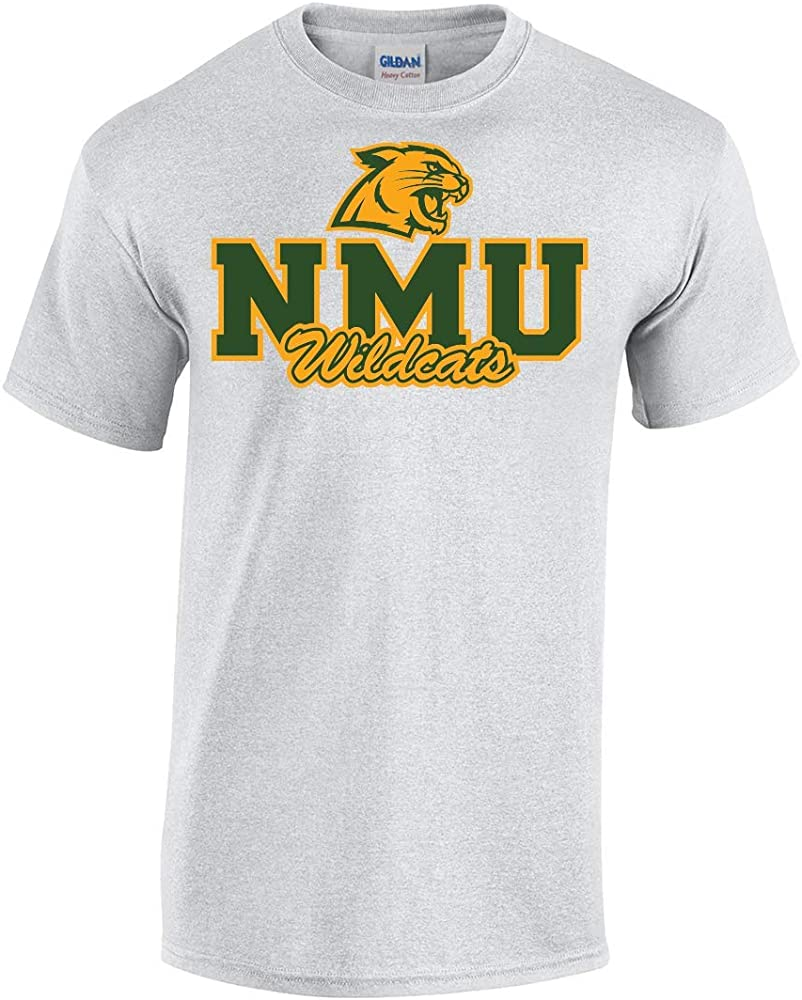 NCAA Northern Michigan Wildcats T-Shirt V2