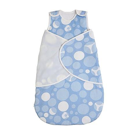 Mantas para bebé (i-baby recién nacido Muselina Wrap Saco de dormir pijamas de