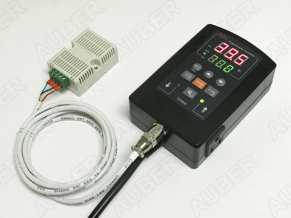 Dual Output Programmable Humidity Controller