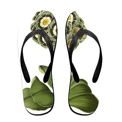 6a4fe3df9aaee6 Jinqiaoguoji Custom Casual Rose Petals Floral Womens Sandals Beach Sandals  Pool Party Slippers Flip Flops